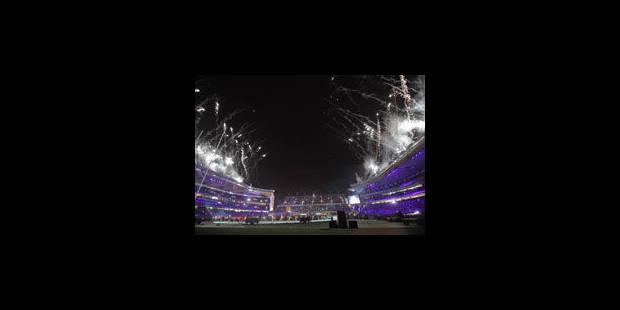 La Coupe du monde de rugby officiellement ouverte - La Libre