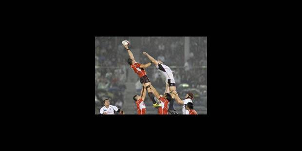 Rugby: la France débute par un succès sur le Japon en poule A - La Libre