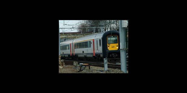 Trafic ferroviaire rétabli entre Ottignies et Bruxelles - La Libre