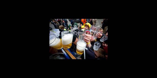 1 étudiant sur 4 ivre une fois par semaine - La Libre