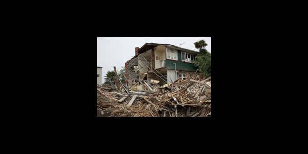Ecossais et All Blacks à Christchurch en hommage aux victimes du séisme - La Libre