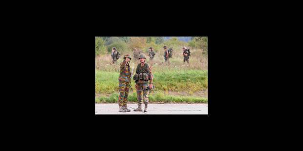 La Belgique va reprendre la formation d'un bataillon de l'armée - La Libre