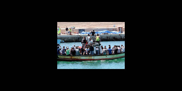 Printemps arabe : + 10 % de demandes de visas - La Libre