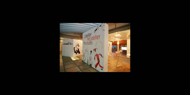 Bruxelles: un deuxième musée de la bande dessinée ouvrira ses portes le 28 septembre - La Libre