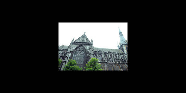 Dix ans pour rénover St-Paul - La Libre