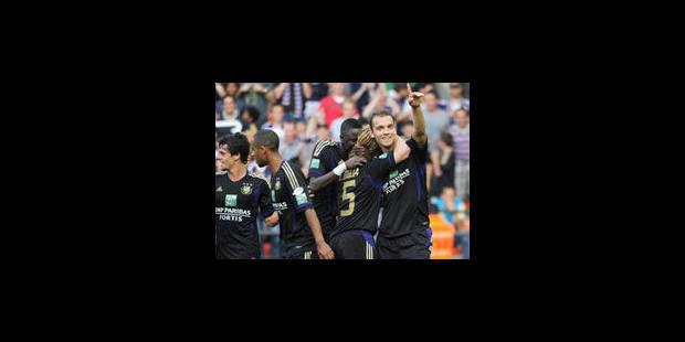 Anderlecht se fait peur mais émerge contre le Beerschot (3-2) - La Libre
