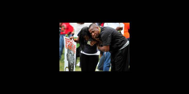 """L'UE """"déplore profondément"""" l'exécution de Troy Davis - La Libre"""