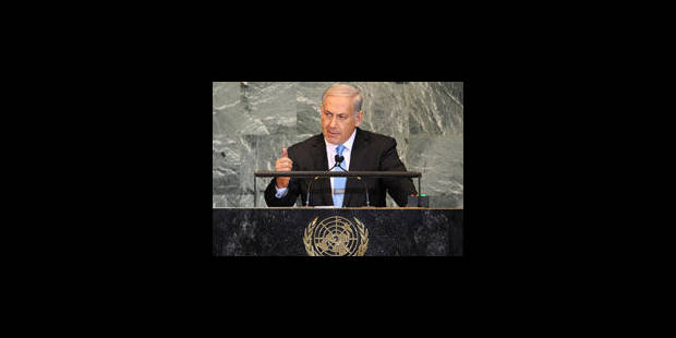 "Israël tend la main aux Palestiniens qui ""refusent de négocier"" - La Libre"