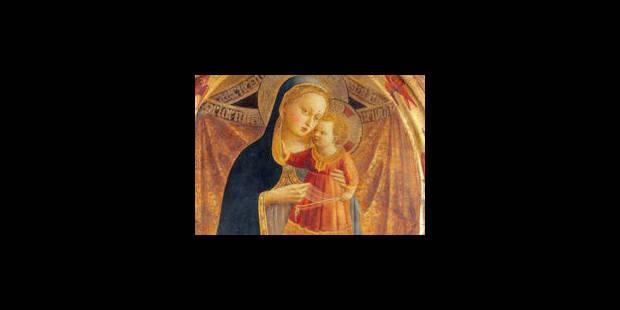 Fra Angelico, le moine fasciné par la lumière - La Libre