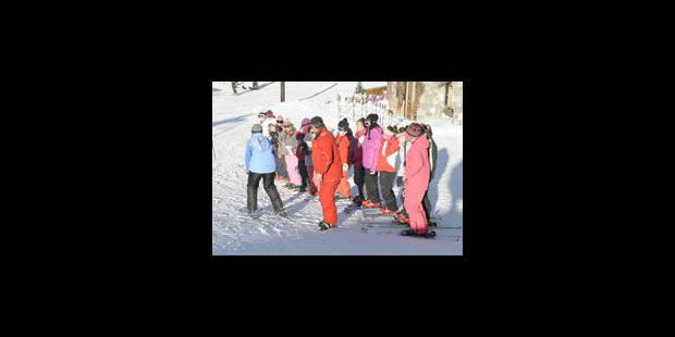 Tout schuss vers les vacances de ski - La Libre