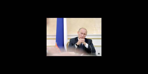 """Un portrait de """"Poutine - Mona Lisa"""" pour 200.000 € - La Libre"""