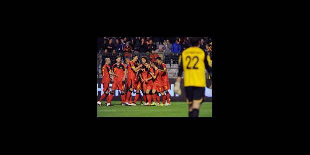 La Belgique peut encore y croire ! - La Libre