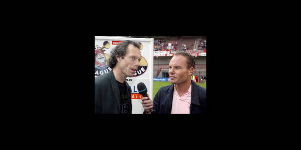 Bertrand Crasson sera de retour sur la RTBF - La Libre
