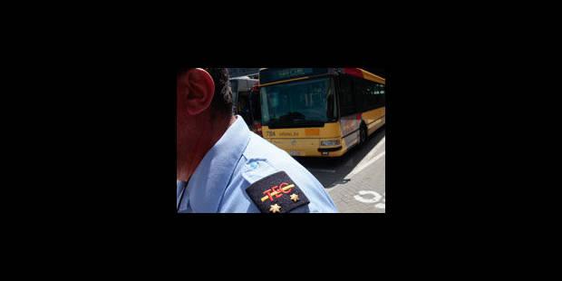 Un chauffeur du TEC agressé à Nivelles - La Libre