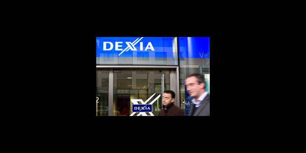 """Dexia: """"mauvaise nouvelle pour le contribuable"""", selon la presse flamande - La Libre"""