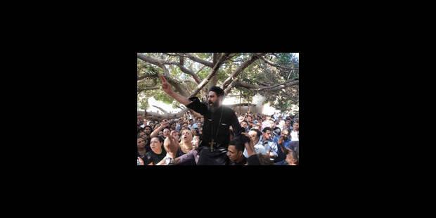 """Egypte: """"Le pire n'est pas devant les coptes"""" - La Libre"""