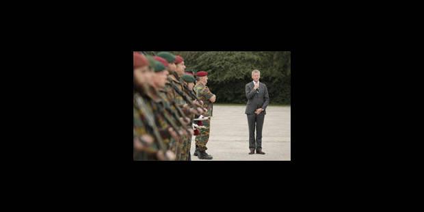 Libye: la Belgique continue, malgré la réduction espagnole et britannique - La Libre