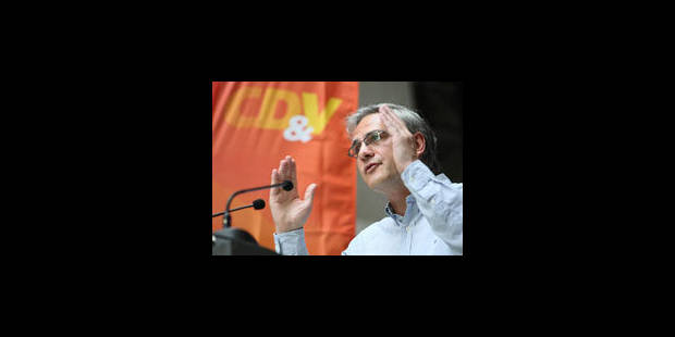 Peeters: la Flandre a besoin de Bruxelles et vice-versa - La Libre