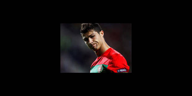 Euro 2012 - Barrages : Le Portugal affrontera la Bosnie - La Libre