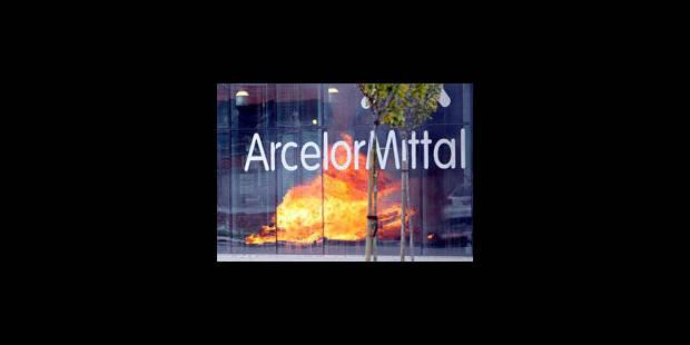 Le travail a repris chez ArcelorMittal - La Libre