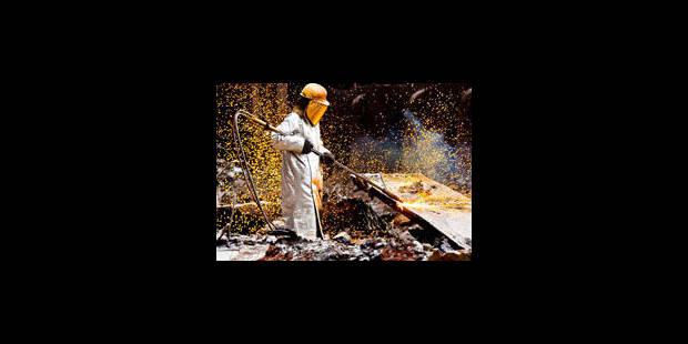 ArcelorMittal: les travailleurs débutent les actions - La Libre