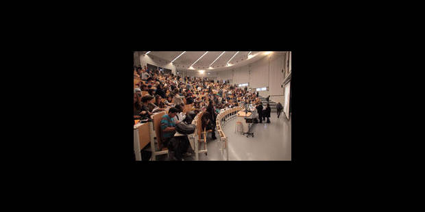 Vingt-quatre étudiants de l'UCL recalés par erreur à cause d'un bug - La Libre