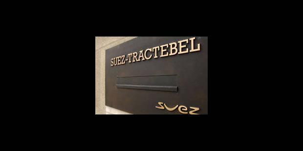 GDF Suez menace de ne plus investir en Belgique - La Libre