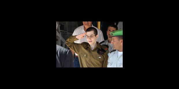 1940 jours, 1027 Palestiniens, Shalit est libre - La Libre