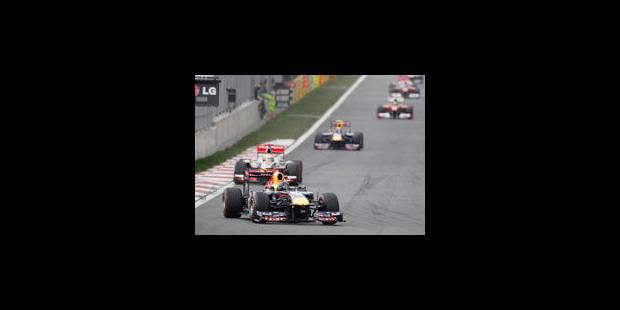 Hamilton de retour en pole - La Libre
