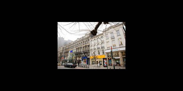 Tintin: la place De Brouckère fermée à la circulation samedi entre 12 et 16h - La Libre