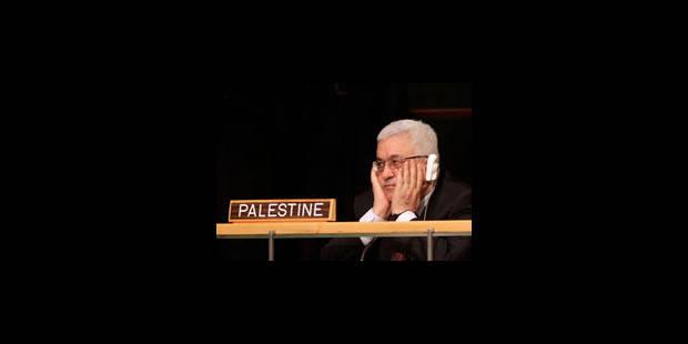 Abbas: maintien de l'action à l'ONU, reprise des négociations ou pas - La Libre
