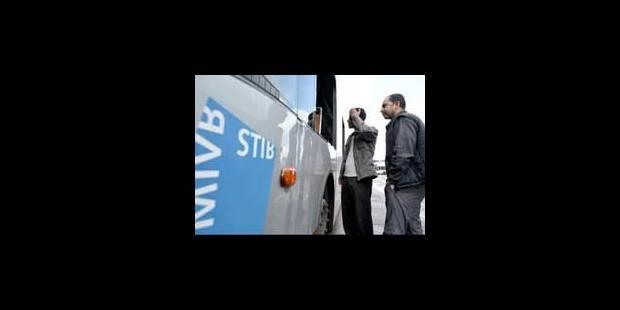 Les chauffeurs de bus anderlechtois veulent plus de sécurité - La Libre