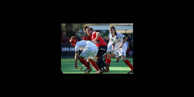 Le Dragons bat Rotterdam 5-4 et termine 1er de la poule E - La Libre
