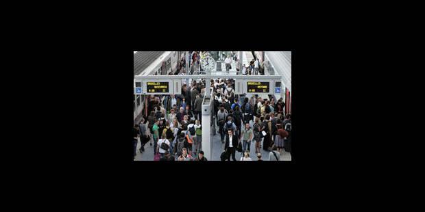 SNCB: La société officialise la liste des trains supprimés - La Libre