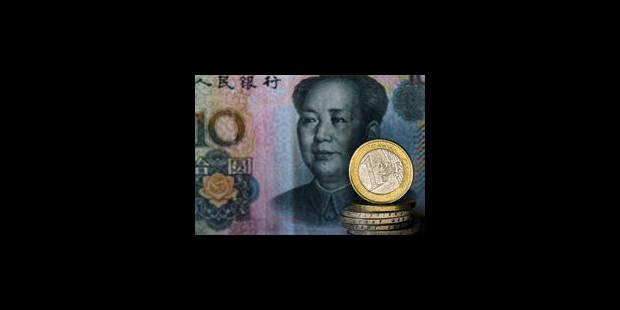 Fonds de soutien européen: la Chine attend des clarifications - La Libre