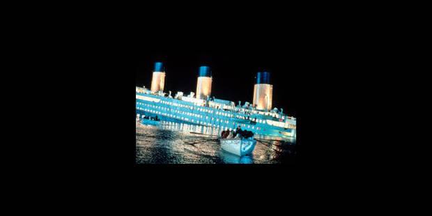 """James Cameron présente les premières images de """"Titanic"""" en 3D - La Libre"""