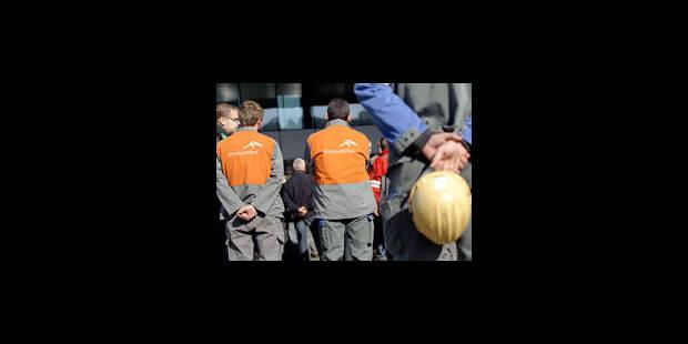 ArcelorMittal: 8.000 personnes dans les rues de Seraing - La Libre