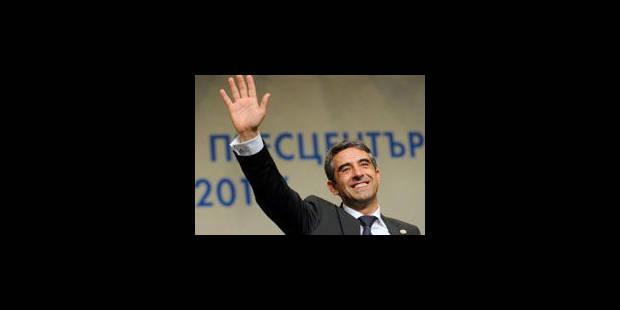Rossen Plevneliev, nouveau président bulgare - La Libre