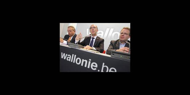 La Wallonie et la Communauté se serrent la ceinture - La Libre