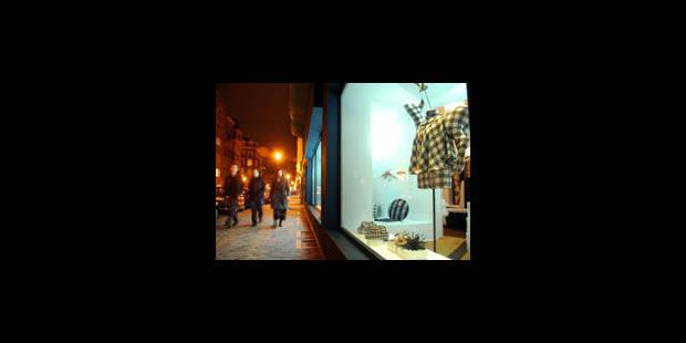La mode bruxelloise s'étale dès vendredi - La Libre