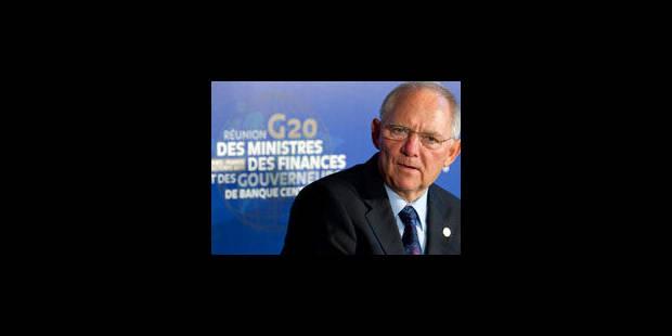 G20: les Européens vont plaider pour leurs remèdes anti-crise - La Libre