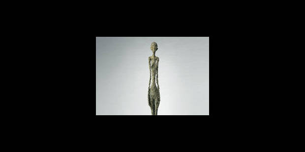 Giacometti et les Etrusques - La Libre