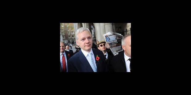 Julian Assange sera extradé vers la Suède