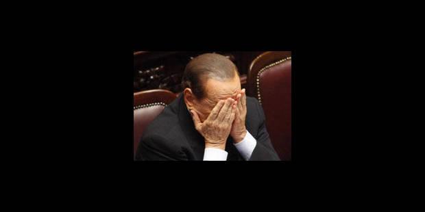 Berlusconi va demander la confiance du Sénat - La Libre