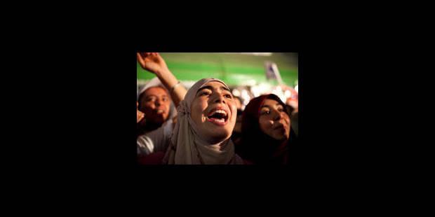 Tunisie: des centaines de femmes dans la rue pour le maintien de leurs droits - La Libre
