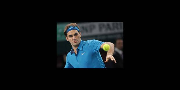 Federer en demi-finales après sa 800e victoire sur le circuit ATP - La Libre