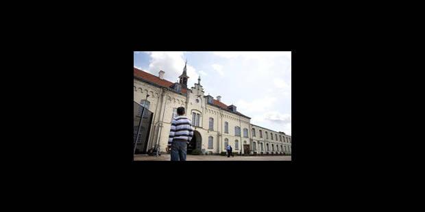 Agression à la prison de Merksplas - La Libre