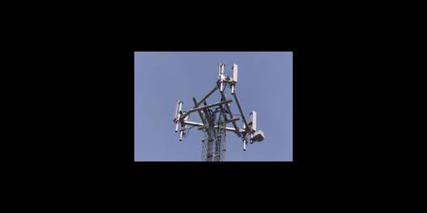 450 antennes GSM existantes contrôlées en Région bruxelloise - La Libre