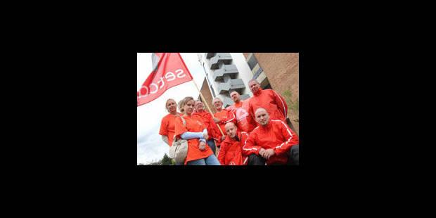 """Les militants du SETCa comptent """"faire entendre leur voix"""" - La Libre"""