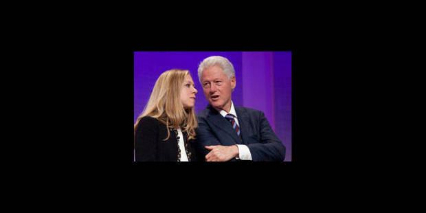 Chelsea Clinton va collaborer avec NBC - La Libre